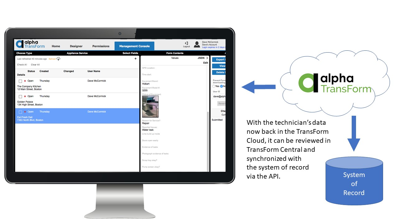 Automate your field workers with Sophisticated mobile