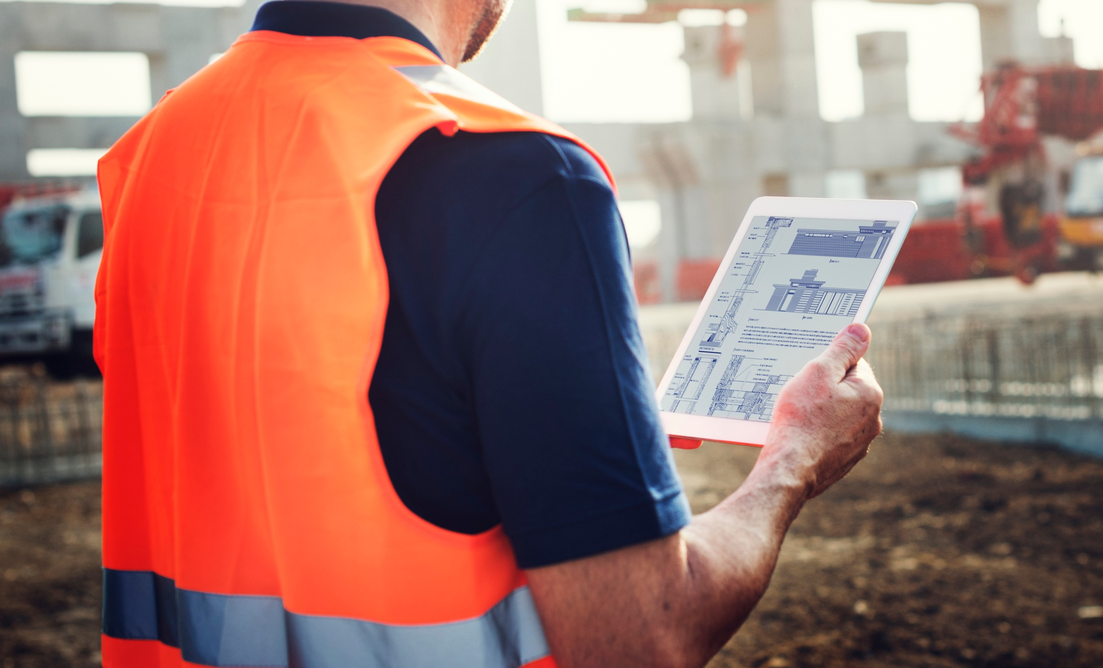 The combination of Building Information Modeling and mobile could be more revolutionary than AI for the construction market.