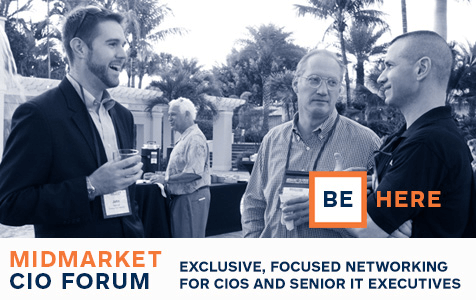 Alpha Software will be at the Spring Midmarket CIO Forum