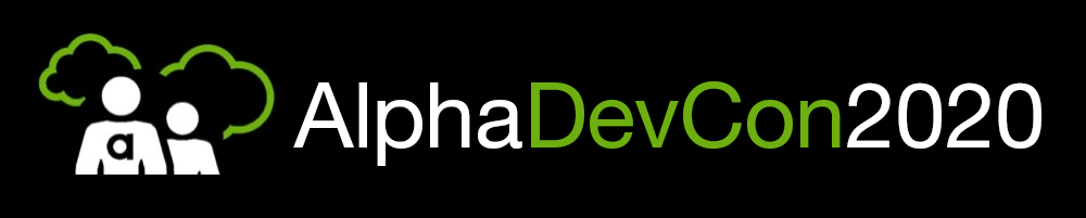 Alpha DevCon 2020 Sessions Announced