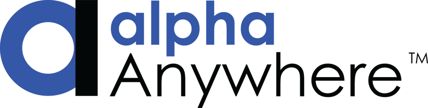 New Release of Alpha Anywhere now Available