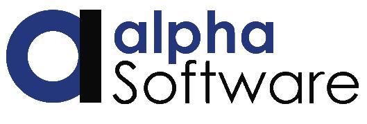 AlphaSWCorp Logo Transparent