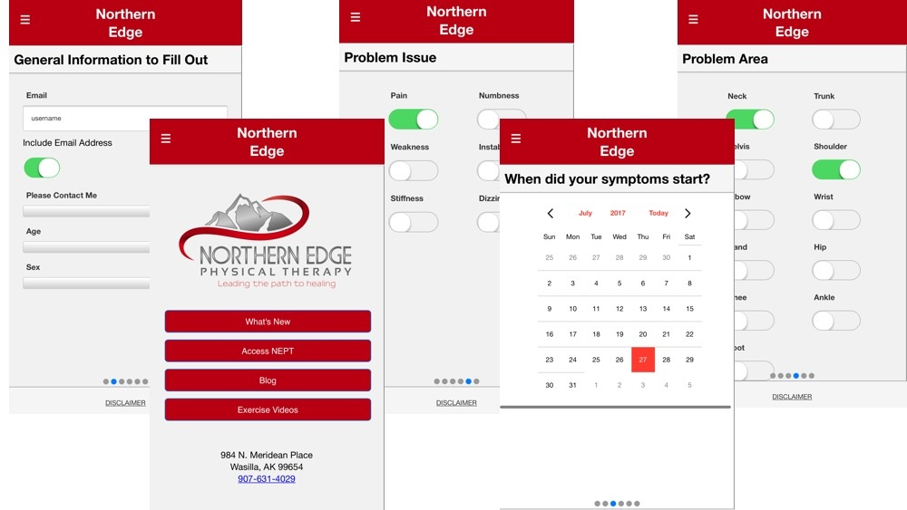 Alpha Software helped Northern Edge Physical Therapy gain proficiency at mobile app development.