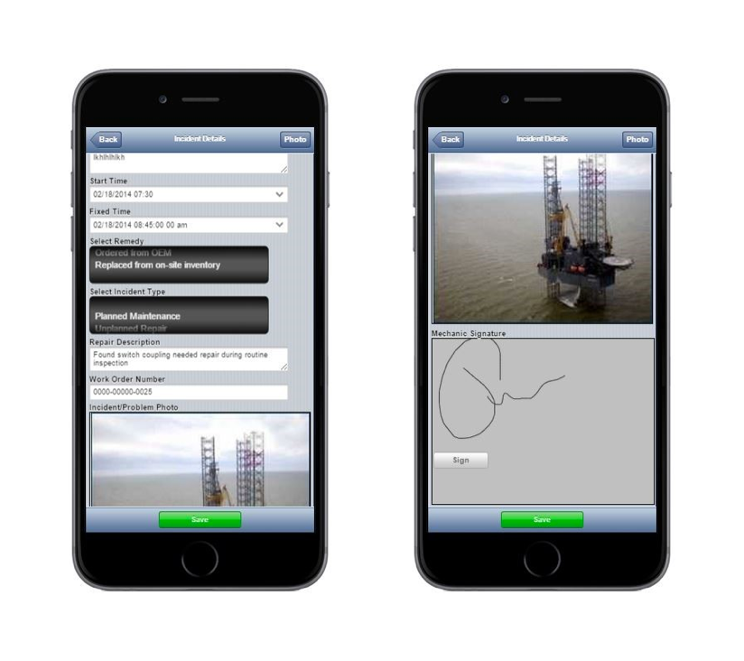there is an enormous difference between mobile forms apps and Enterprise-Grade mobile forms apps