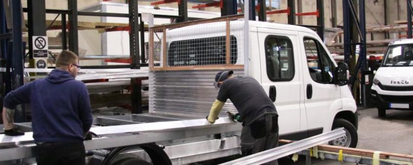 UK-Based Truck Manufacturer Streamlines Operations with Alpha Anywhere App Built by Start Software