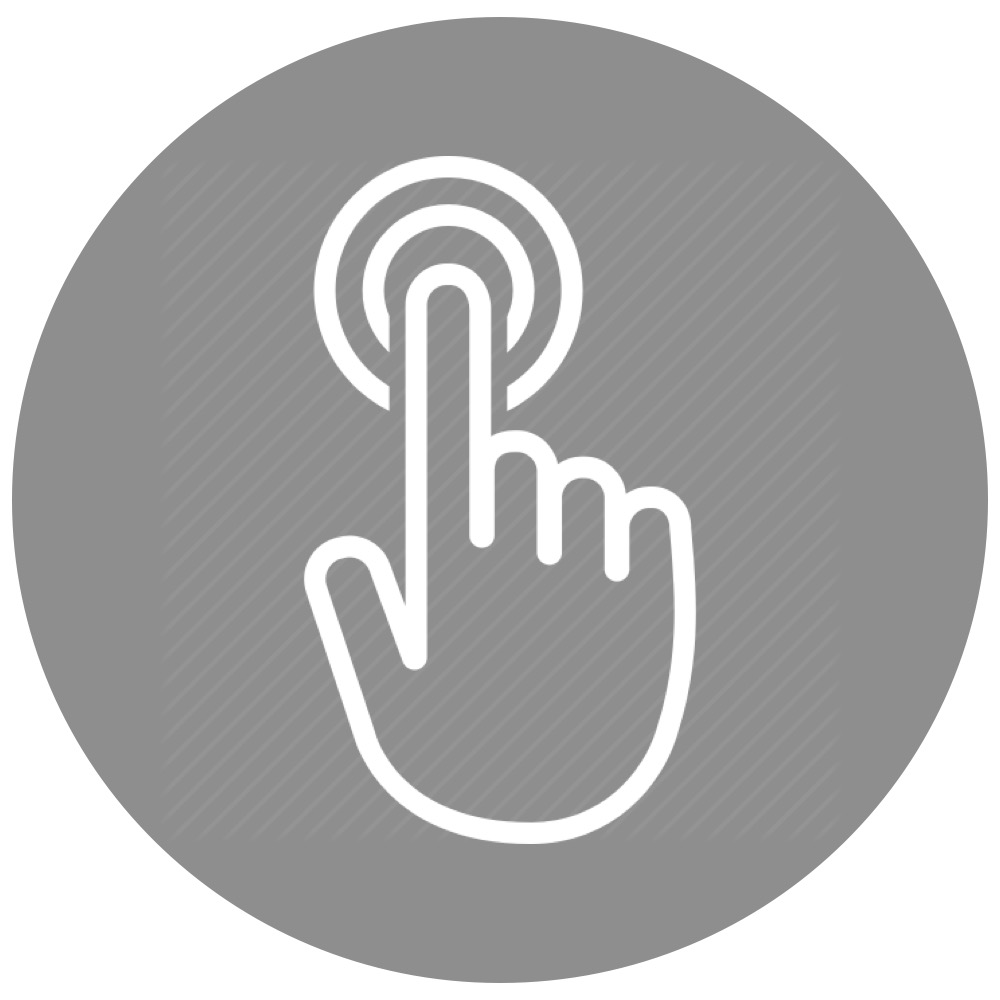 One Handed Data Entry icon