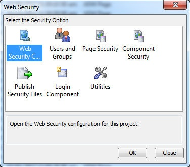 Role-Based Security for Business Apps