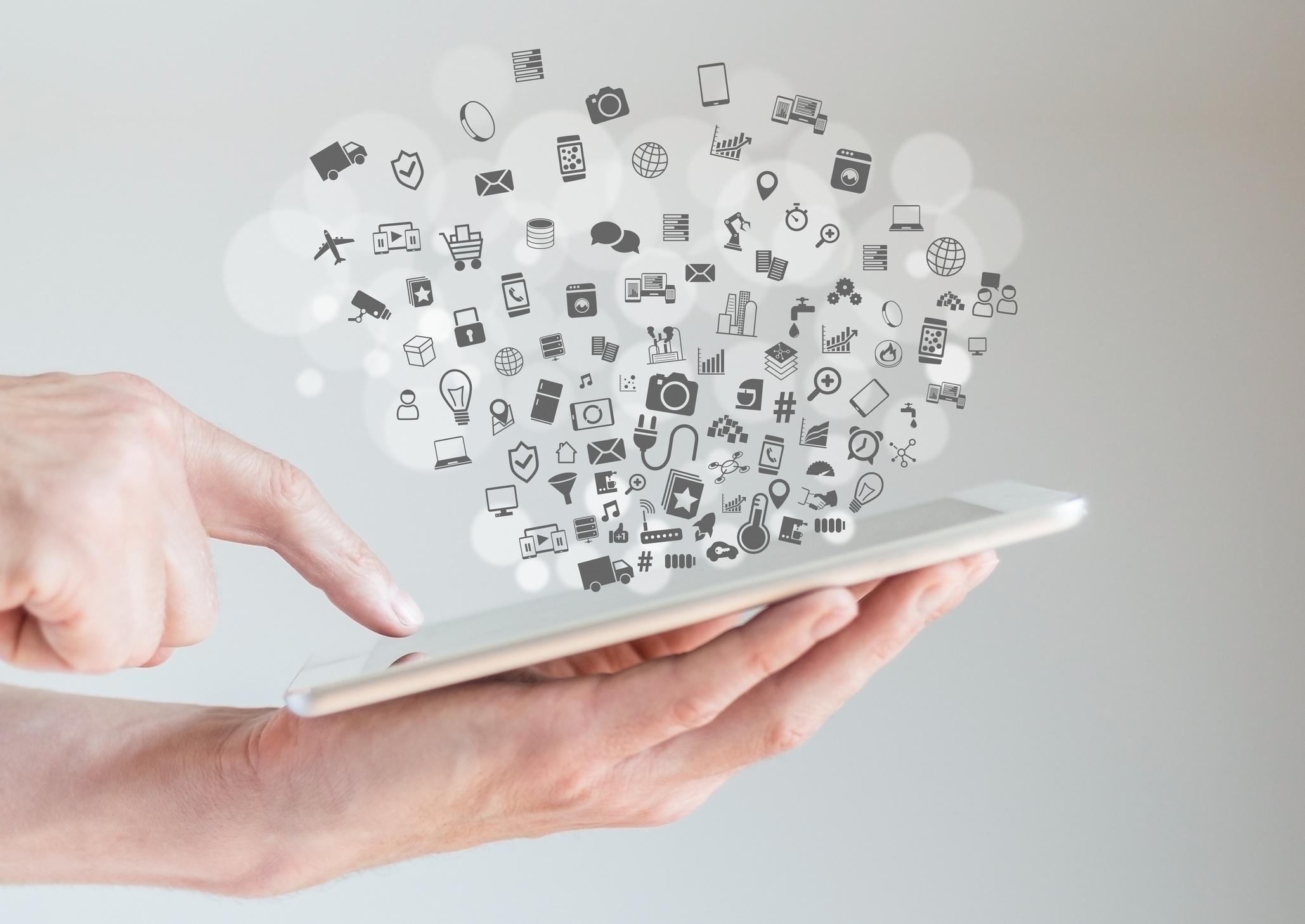 IoT Drives Demand for Mobile App Development