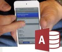 Microsoft Access mobile tutorial