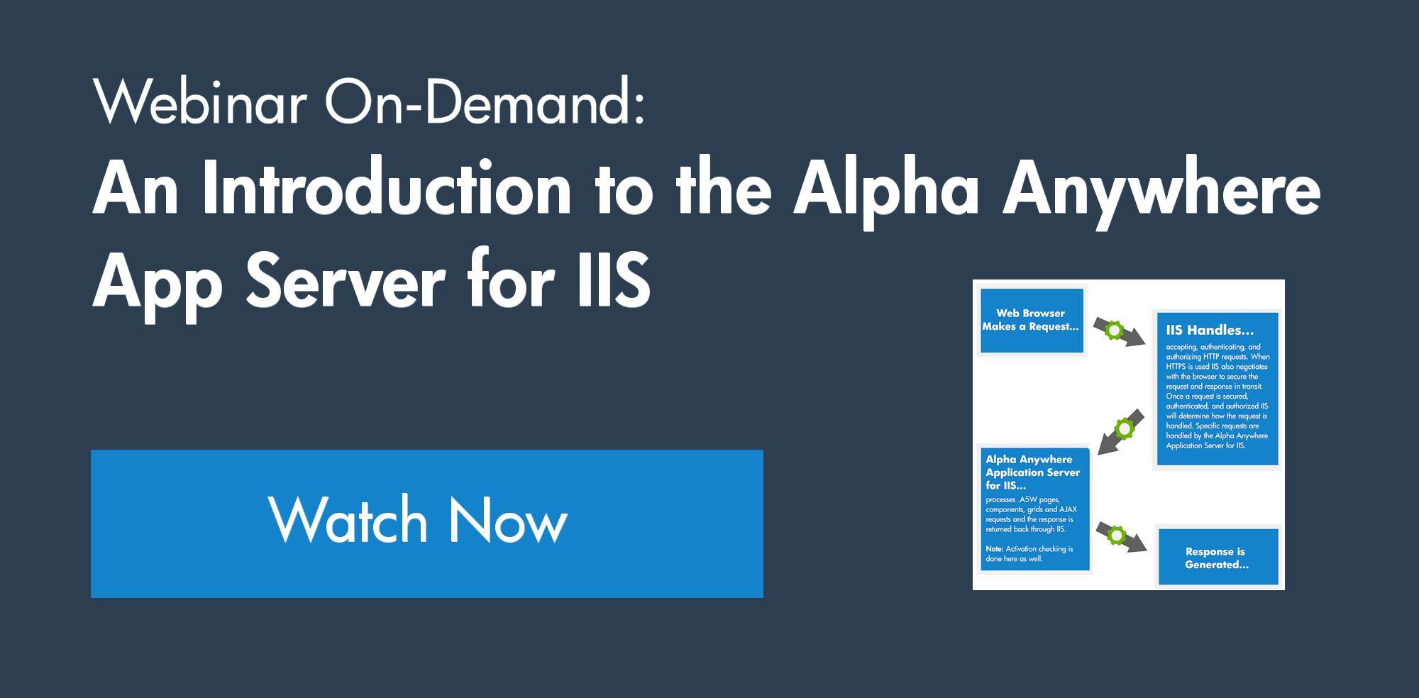 IIS server tutorials
