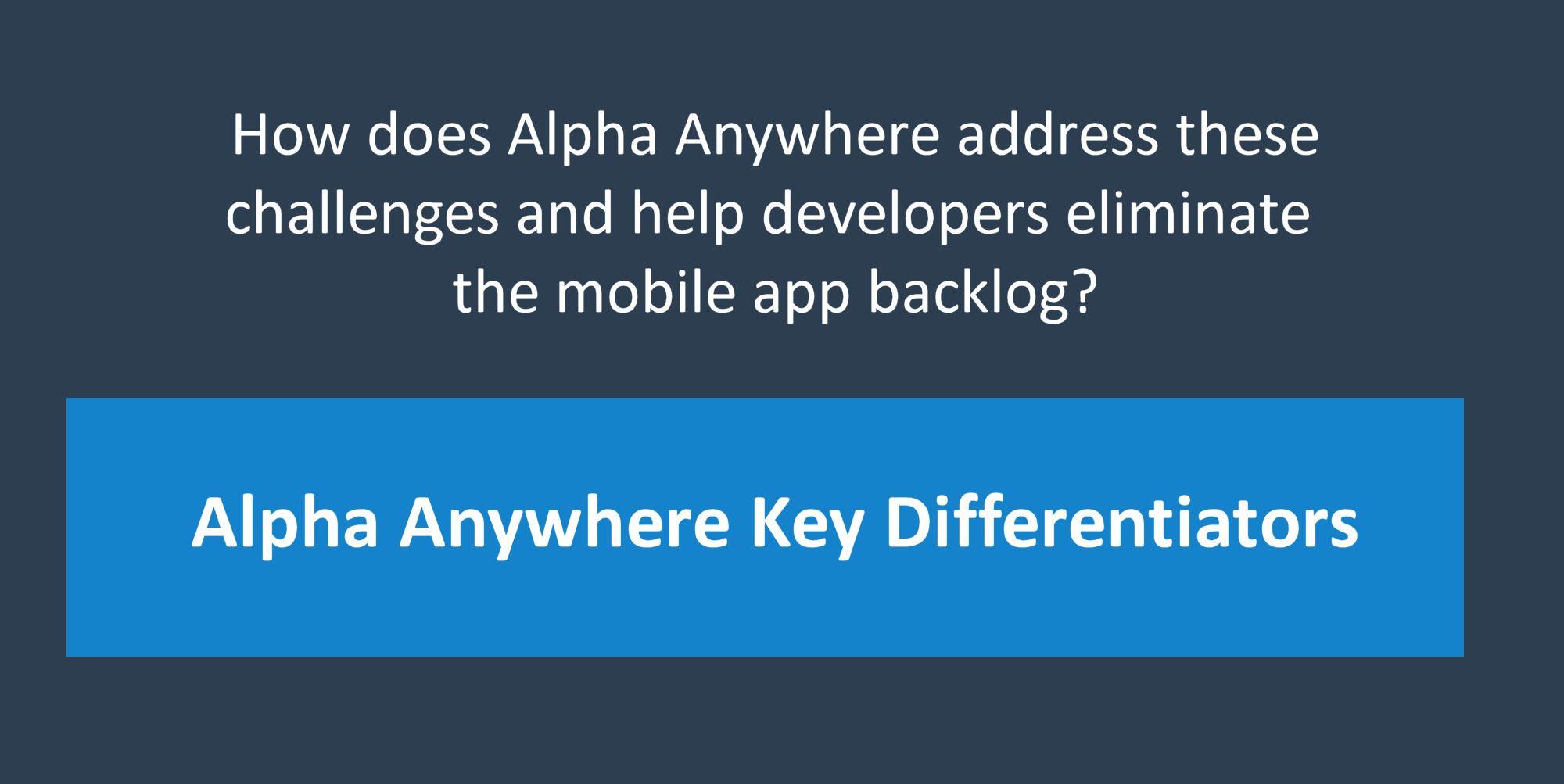 Enterprise mobile app development demand growing. How to find developers.