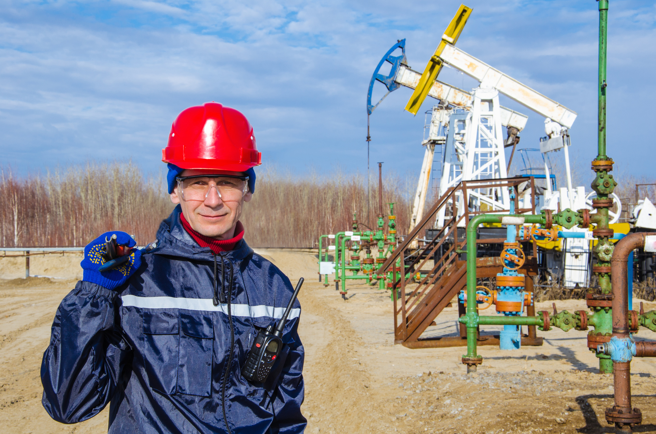 Alpha Anywhere Helps Build Maintenance App for Offshore Oil Platforms
